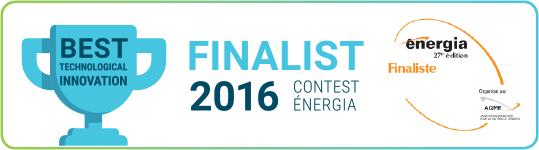 2016 Finalist award