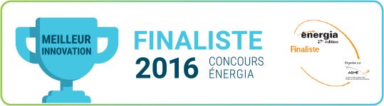 Finaliste 2016 Concours Energia