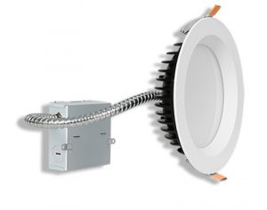 Downlight with external driver box – PQ-DWLDB-006P