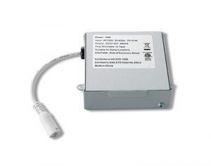 Downlight with external driver box- PQ-DWSQB-004P