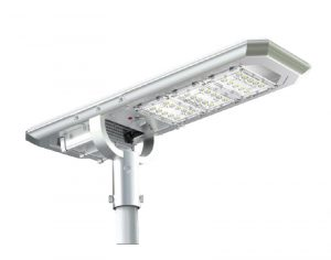 Intelligent Solar Street Lights – PQ-SLR